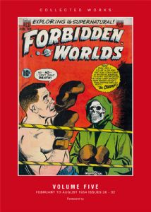 ACG Collected Works - Forbidden Worlds (Vol 5)